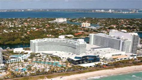 miami beach hotels in miami united states of expedia fontainebleau miami beach united states hotels youtube