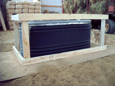 solar panel stock tank heater solar heated horse or stock watering tank