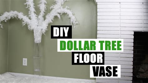 dollar tree diy home decor diy dollar tree floor vase dollar store diy floor vase diy