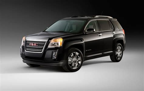 2012 gmc terrain review 2012 gmc terrain review specs pictures price mpg