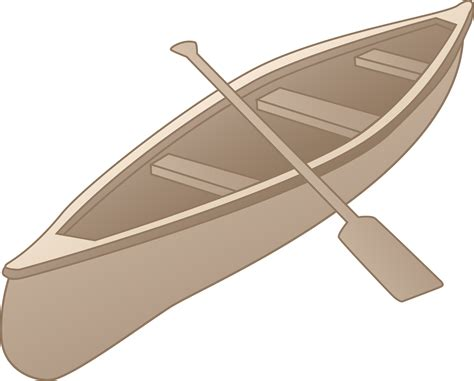 canoes drawing grey canoe clipart design free clip art