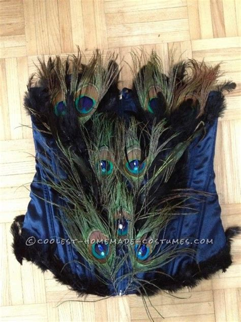 Handmade Peacock Costume - 17 best ideas about peacock costume on peacock