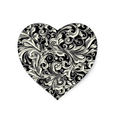 filigree heart tattoo designs top filigree border clip images for