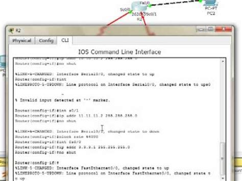 packet tracer tutorial router ipv6 configuration youtube packet tracer tutorial router ipv4 configuration