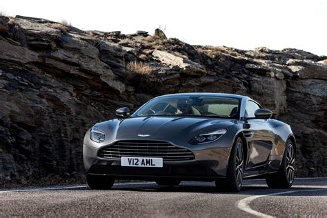 aston martin db11 official 2017 aston martin db11 gtspirit