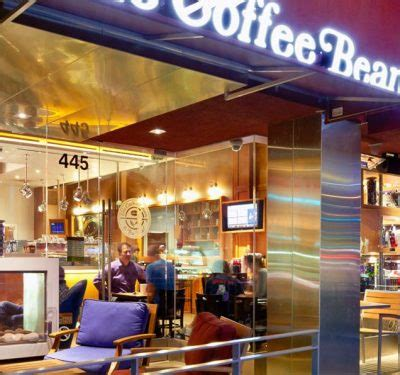 Franchise Coffee Bean top 6 cafe franchises in the philippines ifranchise ph