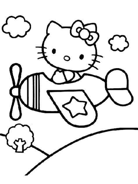 hello kitty new year coloring pages search results for hello kitty printable color pages page
