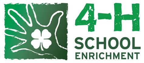 School Enrichment 4 H Clipart