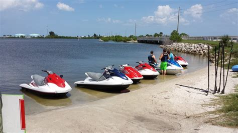 boat rentals cocoa beach cocoa beach jet ski rental coupon 30 1 hour 2 jet skis