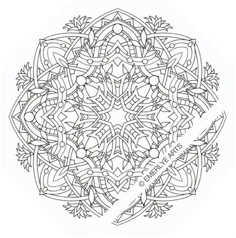 egyptian mandala coloring pages egyptian mandala an adult coloring page my adult