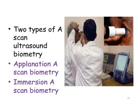 A Scan Biometry biometry
