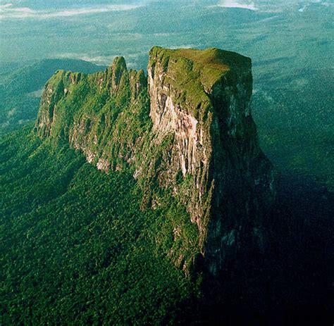 imagenes monumentos naturales de venezuela autana signs