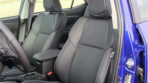 toyota corolla ascent sport 2014 seat covers review 2014 toyota corolla honest car for a younger