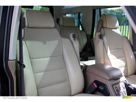2000 land rover discovery interior bahama interior 2000 land rover discovery ii standard