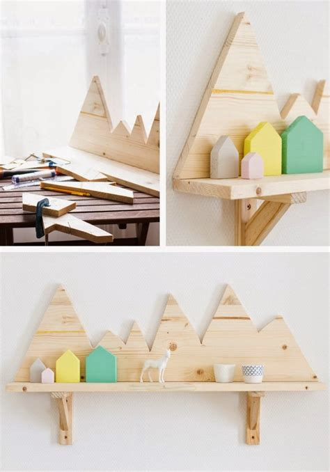 plywood projects diy diy project plywood mountains shelf pinteres