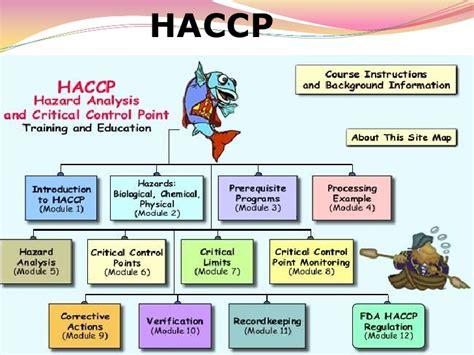 sistema haccp alimenti haccp iso 20000