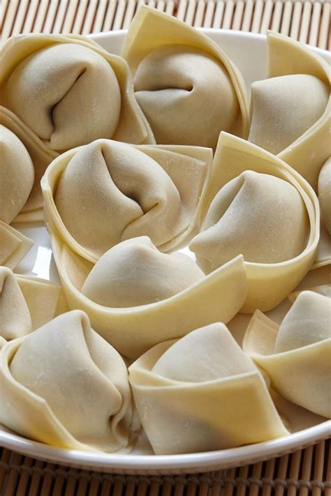 homemade wonton wrappers recipe food pinterest