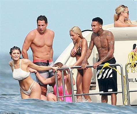 boat woman song kylie jenner in bikini on a boat with friends and sister