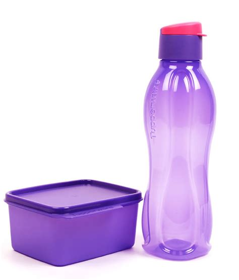 Extreem Tupperware by Tupperware Lunch Set For Purple Buy