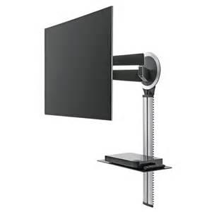 support tv mural avec tablette support mural tv avec etagere