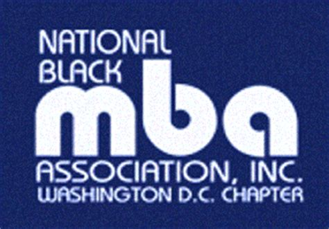 Washington Dc Chapter National Black Mba Association by National Black Mba Association Inc Washington Dc