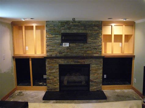 How To Add A Gas Fireplace by Indoor Gas Insert Fireplace With Corten Steel Mantle