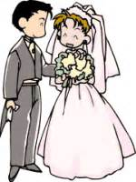 Wedding clipart free graphics images amp pictures of cake brides and