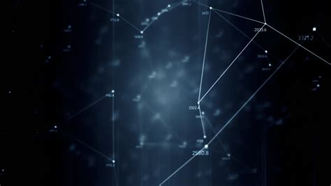abstract slow motion relaxing background chaotic movement of triangle pattern stock footage video shutterstock