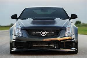 2013 Cadillac Cts V Coupe 2013 Hennessey Vr1200 Cadillac Cts V Coupe Front View