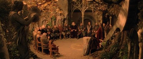 the lord of the 2001 2004 the lord of the rings set design cinema the red list