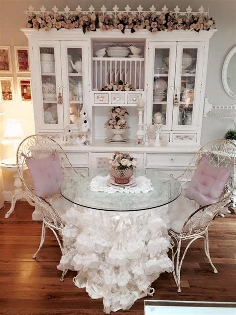 shabby chic dining table ideas 50 shabby chic dining room ideas that every will