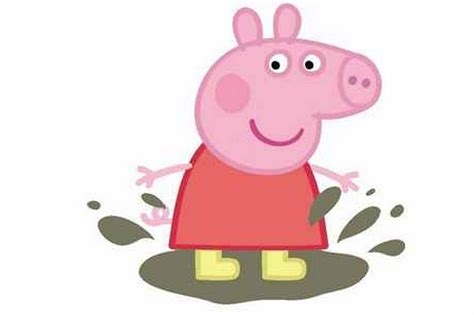 peppa pig peppa and how peppa pig and hello kitty make your translation money disappear which translates to