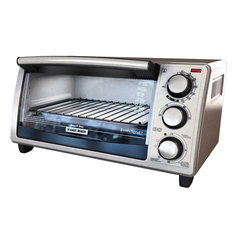 Black And Decker Toaster Oven Sale 4 Slice Countertop Toaster Oven