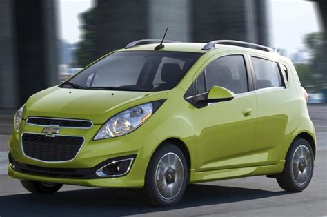 really small cars 2015 chevrolet spark car review autotrader