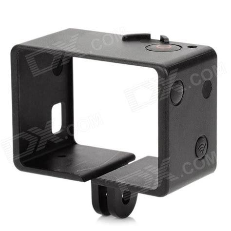 Frame Gopro 4 smj portable plastic fixed frame for gopro 4 3