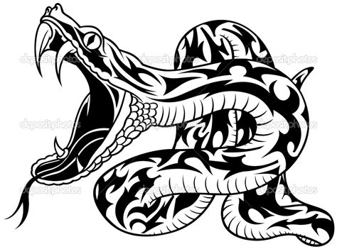 snakes gorgeous tattoo design idea aido bonsai