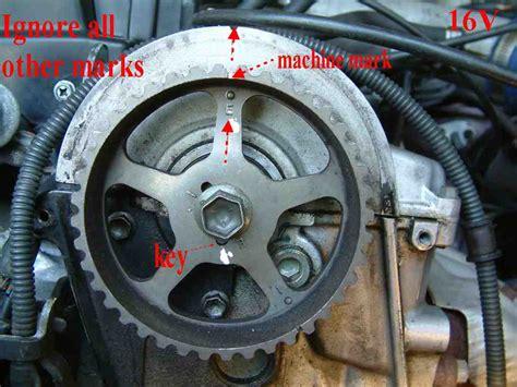 Suzuki Samurai Timing 1995 Geo Tracker Timing Marks Need Help With Install