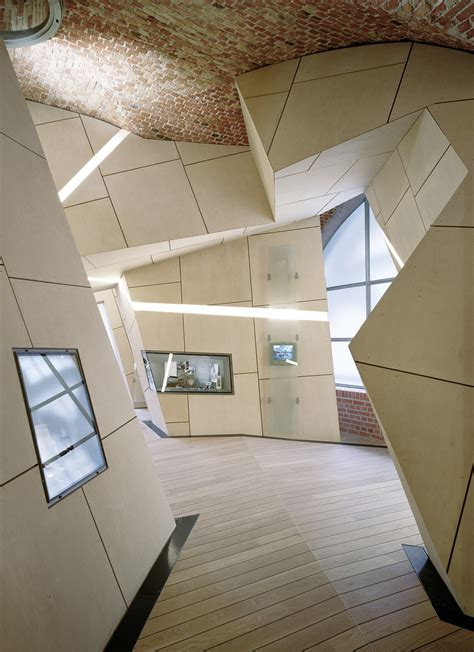 Sq Ft To Ft danish jewish museum libeskind