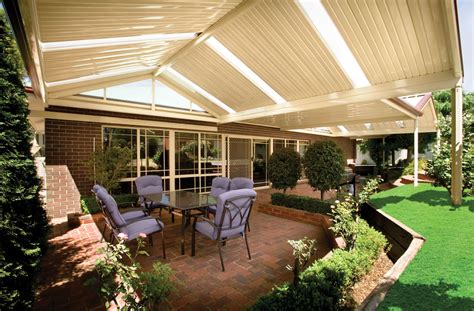 Stratco Patios by Outback 174 Gable Stratco