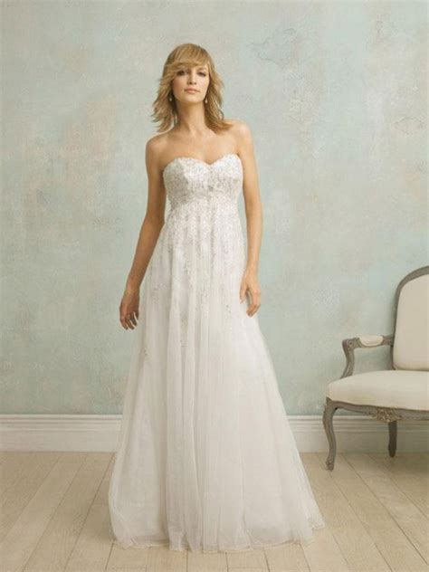 Empire Wedding Dress by Vintage Empire Waist Wedding Dresses Wedwebtalks