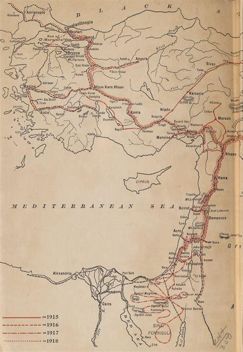 ottoman empire during wwi ottoman empire