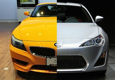 next bmw z4 and toyota supra to ride on beefed up toyota
