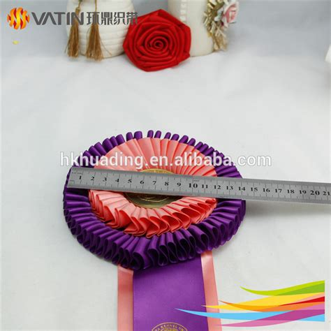 Ribbon Layer 1 wholesale custom layer show award ribbon