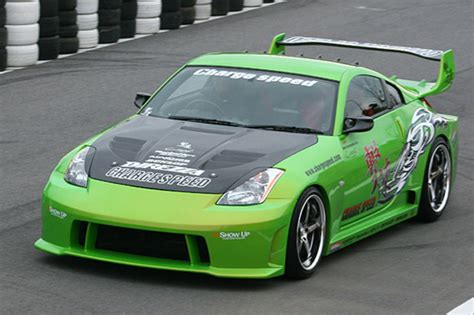 nissan fairlady 350z modified custom nissan fairlady z 350z z33 photo s album number