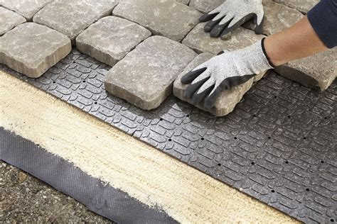Lowes Paver Patio Patio Paver Edging Lowes Home Design Ideas