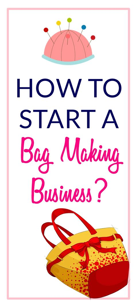 starting a knitting business ultimate guide on how to start a bag sewing business sew