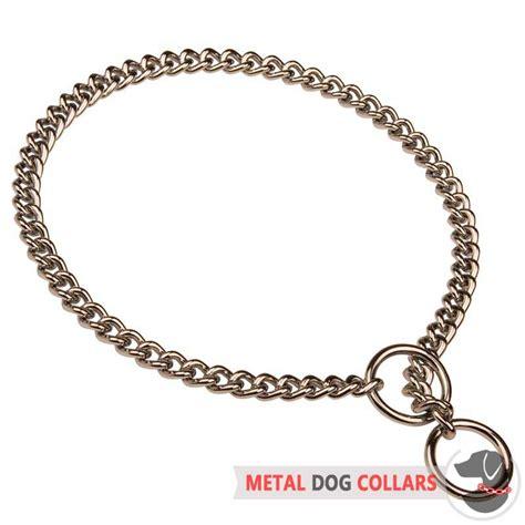 collar chain choke chain collars