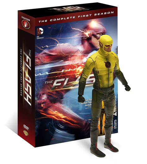 Dvd Series The Flash Complete Season 1 2 3 the flash dvd release date