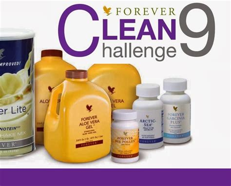 9 weight loss clean 9 cleansing and weight loss program forever living