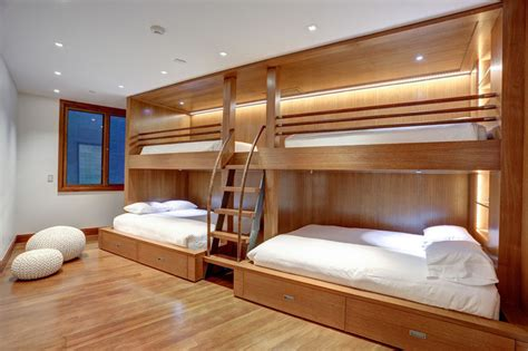 Wooden Bed Designs Pictures Interior Design by Interior Design Ideas For Sleeping Six In A Room